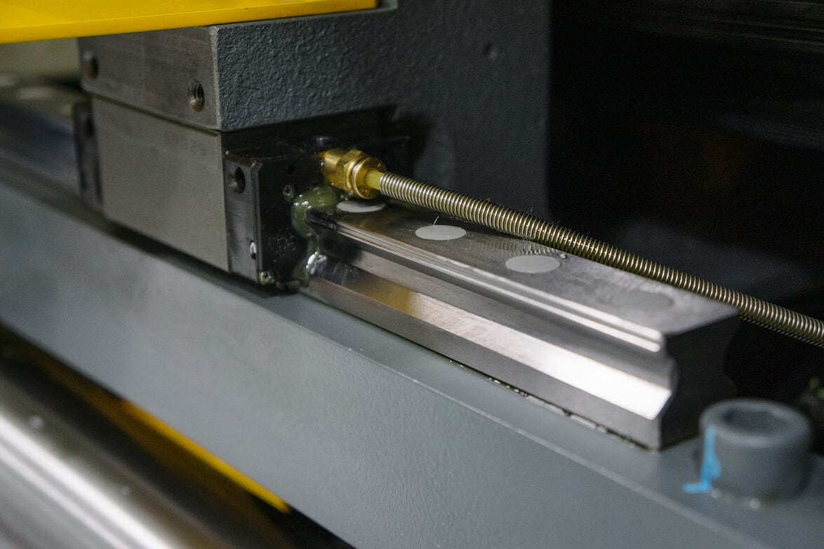 ECSXIII - Linear Guide - Moving Platen
