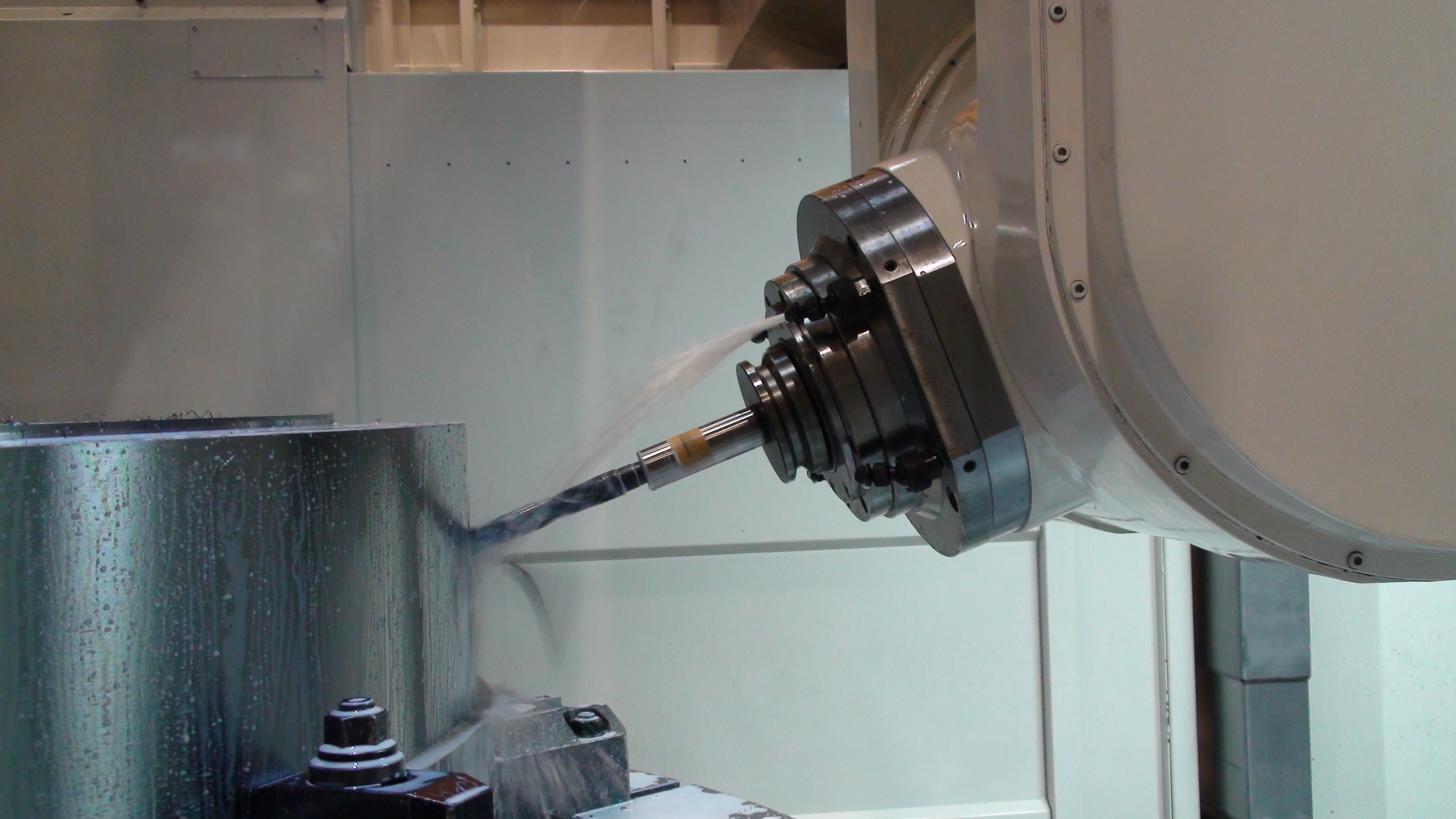 5-Axis processing